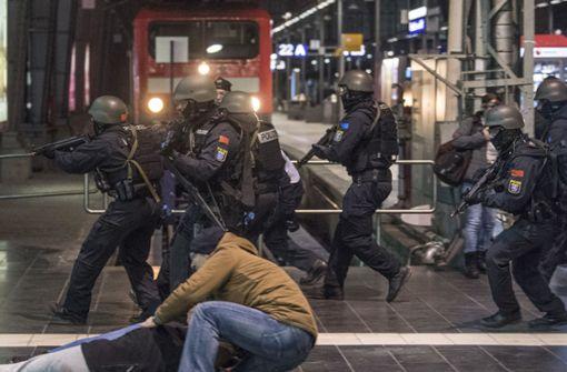 Gleise im Hauptbahnhof stundenlang gesperrt