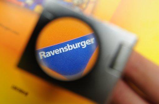 Ravensburger kauft Holzeisenbahnen ein