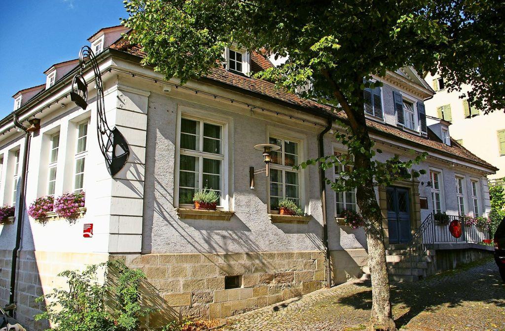 Das Gasthaus Zum Roten Ochsen ist eine gute Adresse und obendrein ein beliebter Veranstaltungsort. Foto: StZ