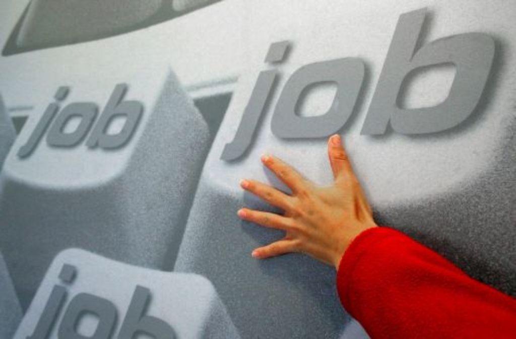 Ältere werden auf dem Arbeitsmarkt mitunter gnadenlos aussortiert. Foto: dpa