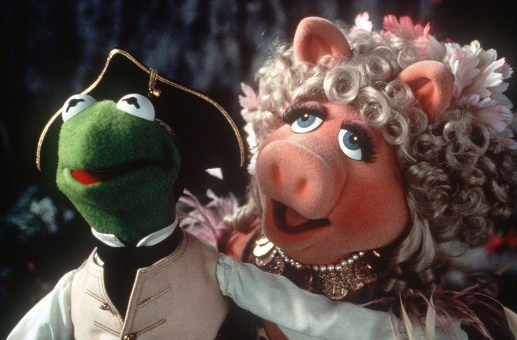 Die Puppen von Jim Henson sind nicht nur ein Markenzeichen der Muppet Show, sondern auch der Sesamstraße Foto: Buena_vista