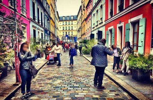 Pariser wollen Instagrammer aussperren