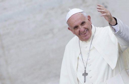 Papst kritisiert Politik und Wirtschaft