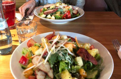 Der beste Mittagstisch in Stuttgart-West