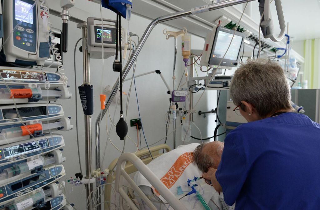 Wie im Hamsterrad: So fühlen sich viele Pflegekräfte im Krankenhaus. Foto: dpa