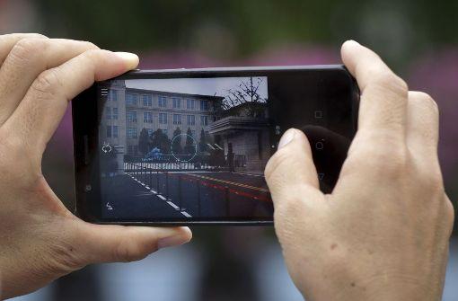 Polizisten sind bald mit Messenger-App im Einsatz