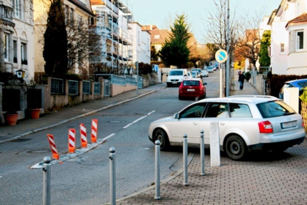 Die bisherigen Maßnahmen, Autofahrer fernzuhalten, greifen nicht. Foto: Friedel