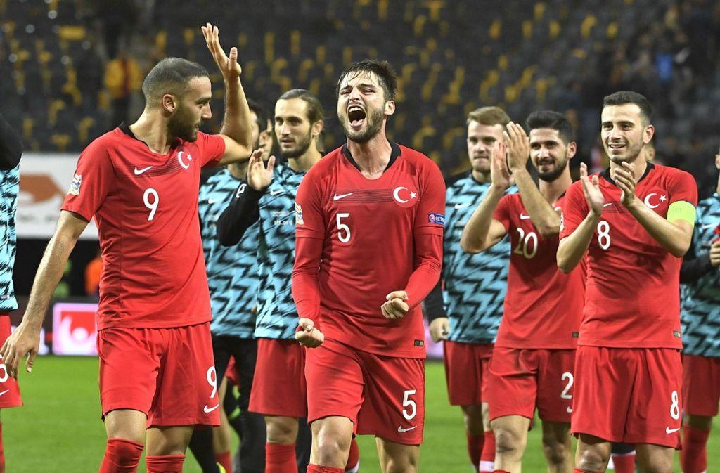 Türkei Gegen Schweden