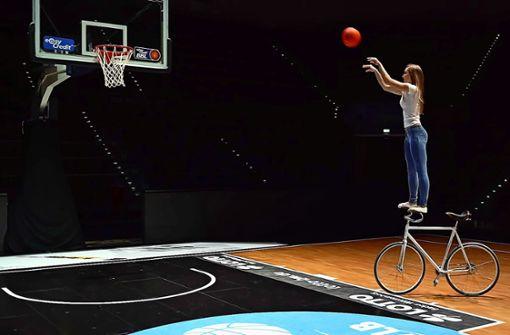 Basketball-Auftritt der Influencerin begeistert die USA