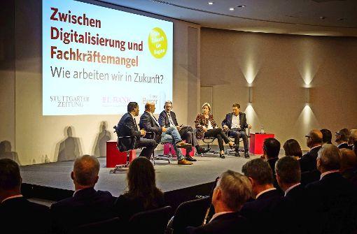 Die Digitalisierung spaltet die Belegschaft