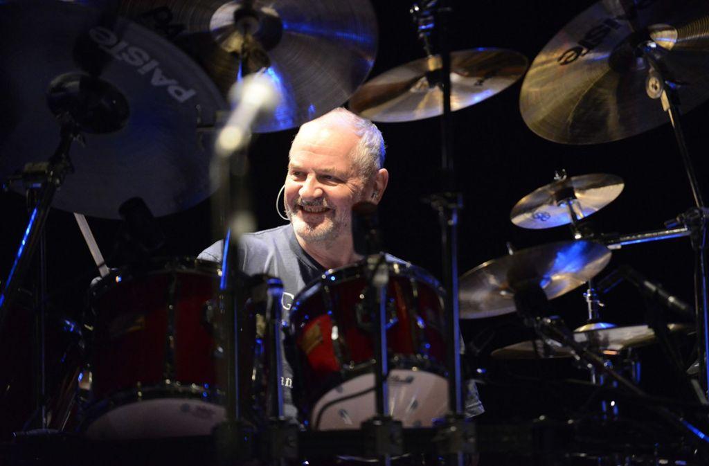 John Hiseman 2014 bei einem Auftritt in Hannover Foto: dpa