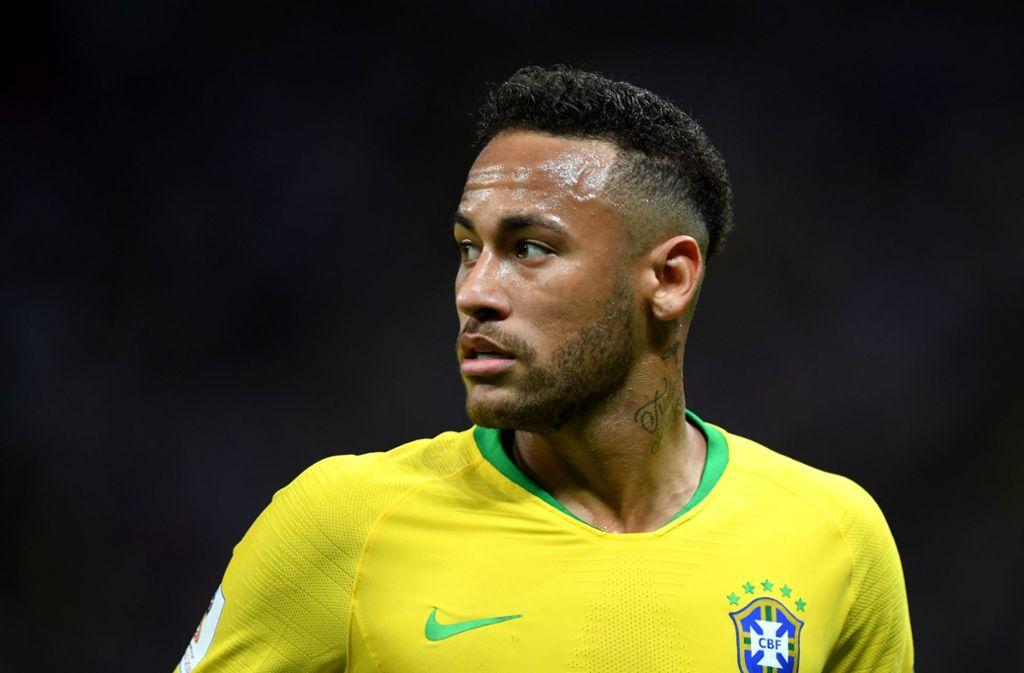 Die Copa America findet in Neymars Heimatland Brasilien statt. Foto: Getty Images