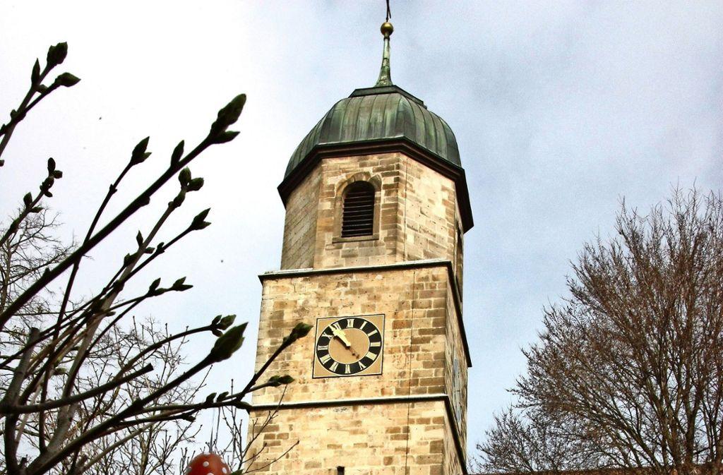 Auch in Filderstadt werden die evangelischen Kirchengemeinden künftig mehr zusammenarbeiten. Unser  Foto zeigt die evangelische Martinskirche in Sielmingen. Foto: Natalie  Kanter