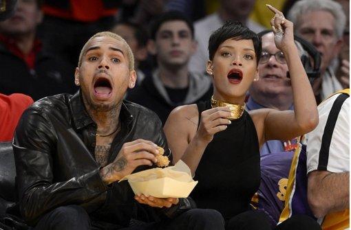 Rihanna und Chris Brown sind wieder ein Paar