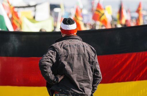 Ein Drittel der Deutschen vertritt populistische Positionen