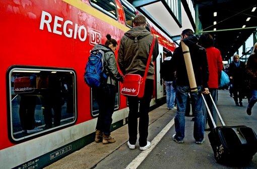 Krankheitswelle behindert den Regionalverkehr