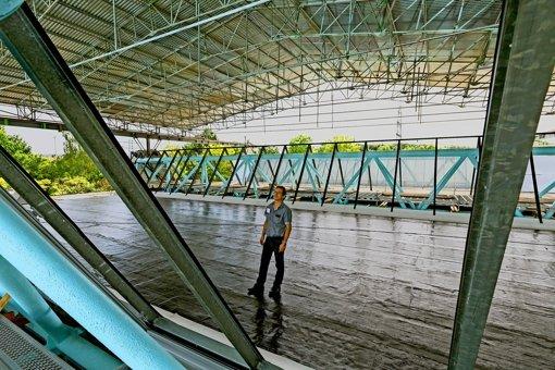 sindelfingen die stadt investiert sieben millionen euro der glaspalast wird in etappen saniert. Black Bedroom Furniture Sets. Home Design Ideas