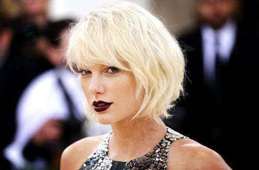Taylor Swift stellt sich gegen Republikanerin