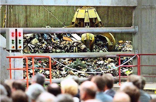 Immer noch umstritten: der Müllofen