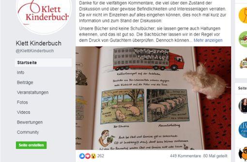 Landwirte wüten gegen Kinderbuch