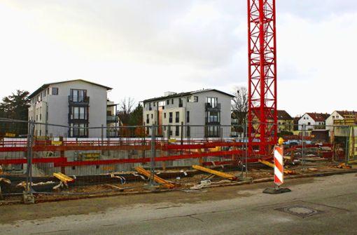 Baubeginn mit einem Jahr Verzögerung