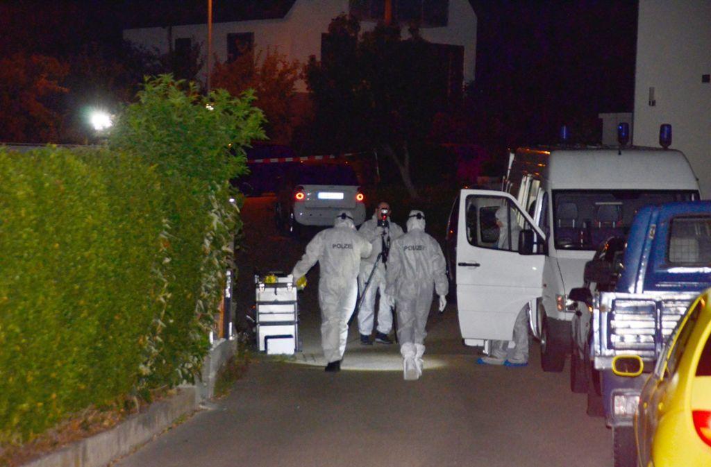 Bei dem Familiendrama in Nürtingen sind zwei Menschen ums Leben gekommen (Archivfoto). Foto: dpa