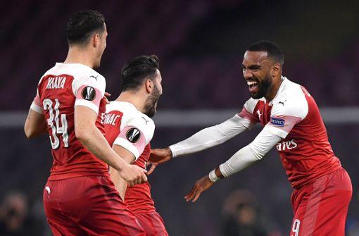 Chelsea und Arsenal untermauern England-Dominanz