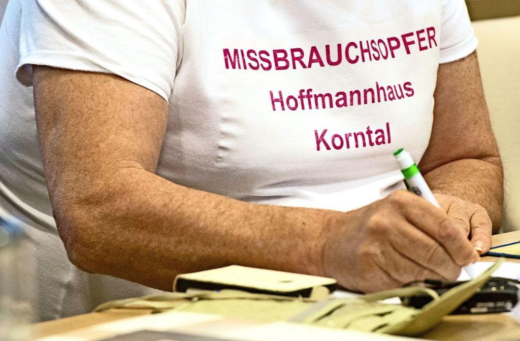 Im Korntaler  Hoffmannhaus sollen mehrfach  Kinder vergewaltigt worden sein – für einen Hausmeister beispielsweise hatten seine sexuellen  Übergriffe keine Konsequenzen. Foto: dpa