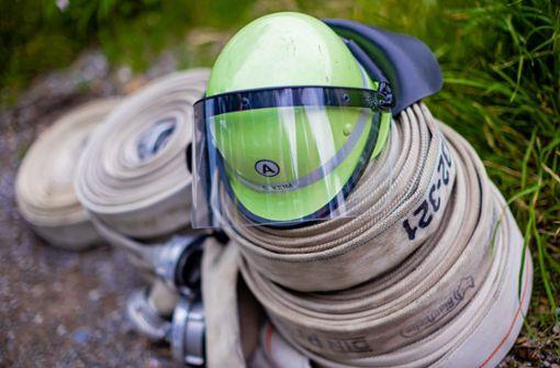 Feuerwehreinsatz in Mehrfamilienhaus