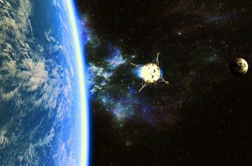 In sechs Jahren könnte die europäische Sonde Moon Lander zum Mond fliegen. Doch die Mission dürfte 500 Millionen Euro kosten und es sieht nicht danach aus, dass die Europäische Raumfahrtagentur (Esa) das Geld in nächster Zeit bewilligt. Die Entscheidung fällt auf einer Tagung in Neapel – ebenso wie für einige andere Projekte, die wir in dieser Fotostrecke vorstellen. Foto: EADS Astrium