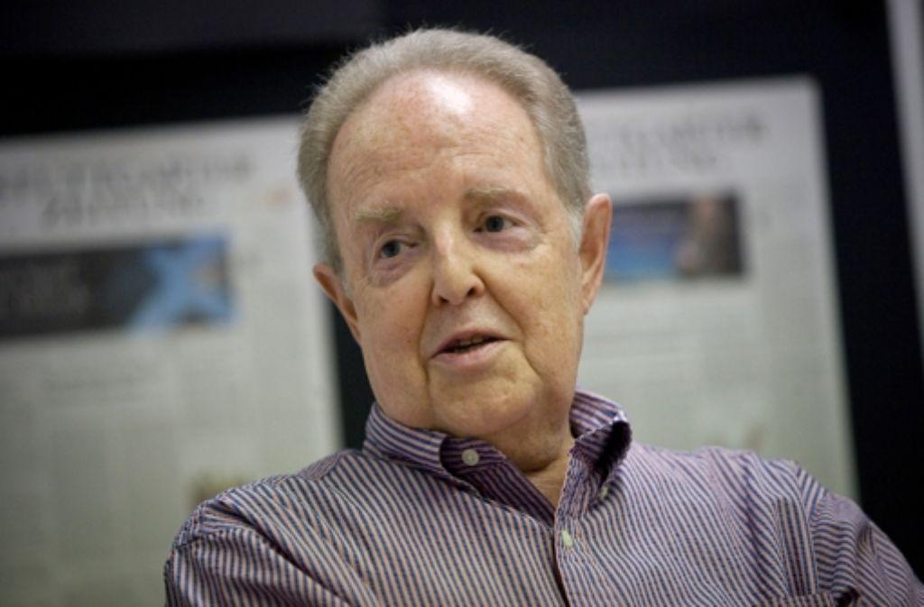 Martin Hohnecker 1939 – 2012 Foto: Steinert