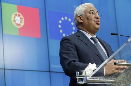 Portugal übernimmt EU-Ratspräsidentschaft von Deutschland