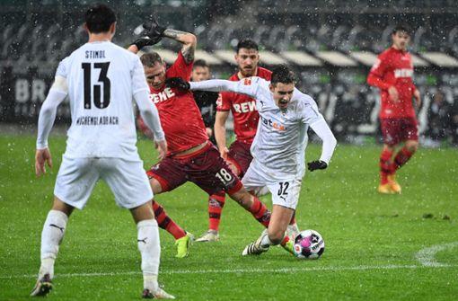 Gladbach enttäuscht mit B-Elf – Köln feiert Derbysieger