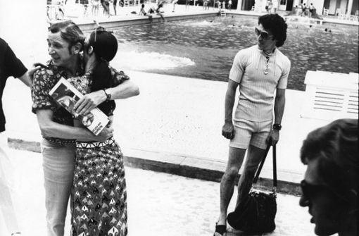 Richard Cragun erinnert sich: Zur Prinzessin in Tennisschuhen