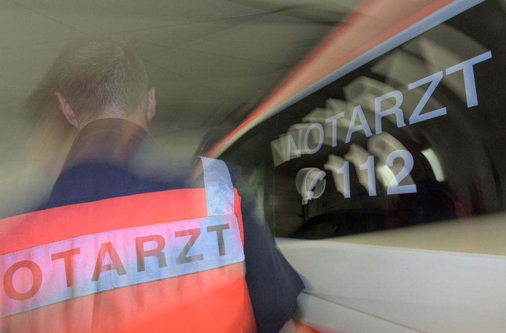 Für eine in Stuttgart-West niedergestochene Frau kam jede Hilfe zu spät. Foto: dpa/Patrick Seeger