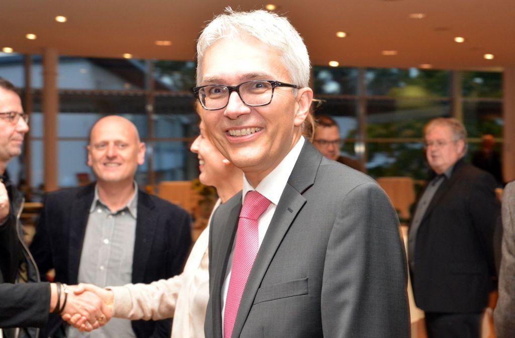 Andreas Koch will nicht mehr als Bürgermeister kandidieren. Foto: Archiv Norbert J. Leven