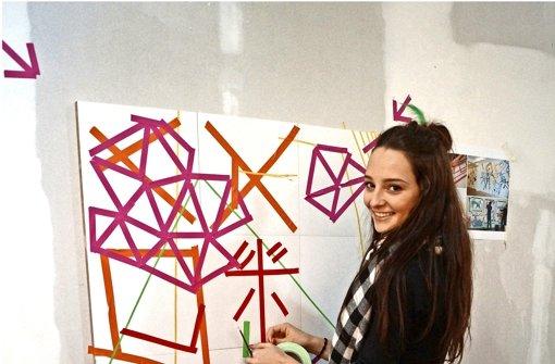 Flüchtlinge machen Kunst