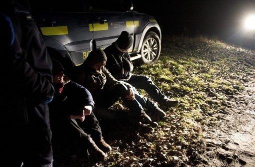"""Belgrad """"schockiert"""" über Grenzschließung"""