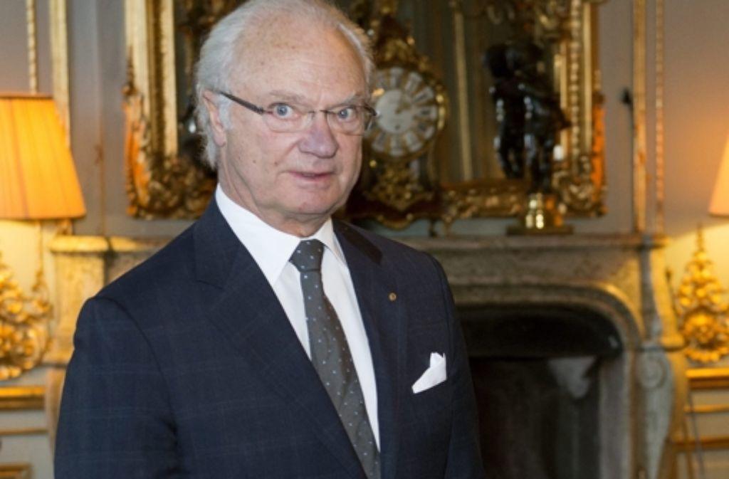 Schwedens König Carl XVI. Gustaf liegen der Klima- und Umweltschutz   am Herzen. Foto: dpa
