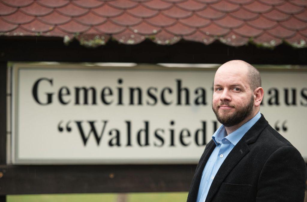 Muss der NPD-Mann Stefan Jagsch wieder gehen? Foto: dpa