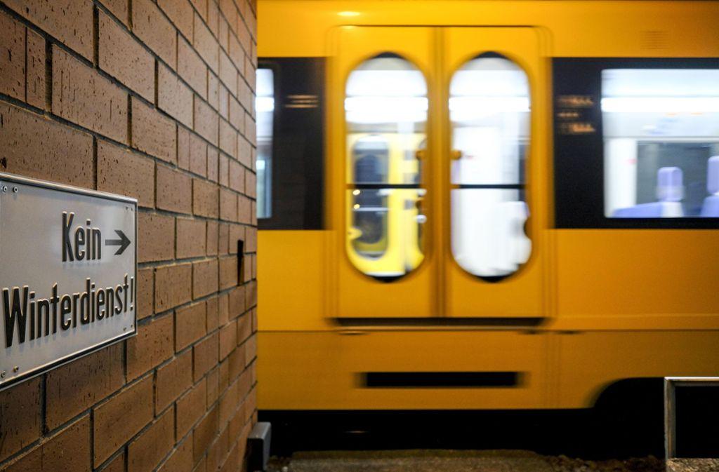 Eiskalt erwischt: In der Zentrale der SSB in Möhringen hat der Staatsanwalt Halt gemacht. Foto: Lichtgut/Leif Piechowski