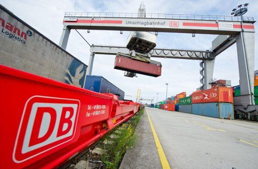 Bahn-Betriebsrat ruft zu Protesten auf