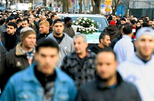 Weshalb Burak B. erschossen wurde, ist ein Rätsel