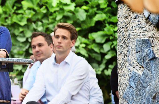 CDU-Stadtverbandschef steht in der Kritik