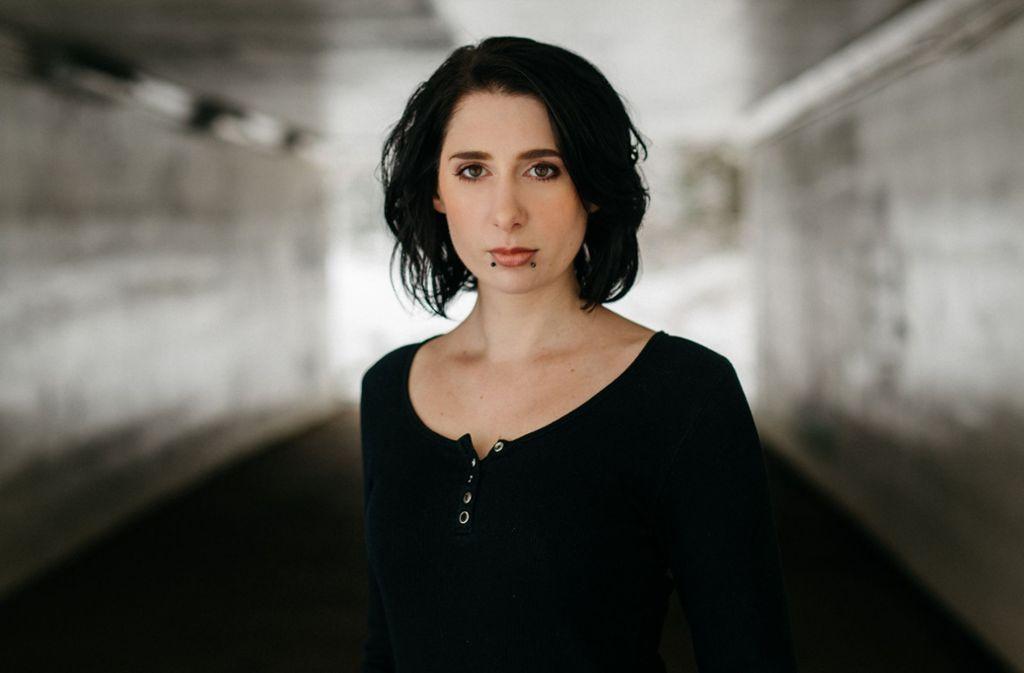 Michaela Kastel ist eine Wiener Autorin. Foto: Marie Bleyer