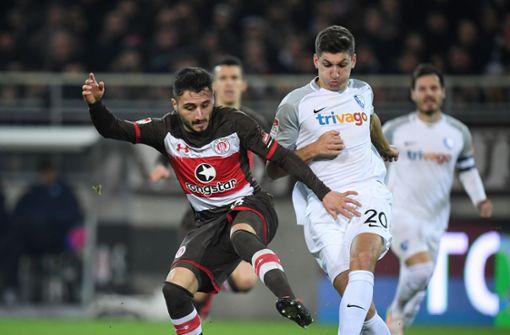 FC St. Pauli setzt Spieler nach Instagram-Post vor die Tür