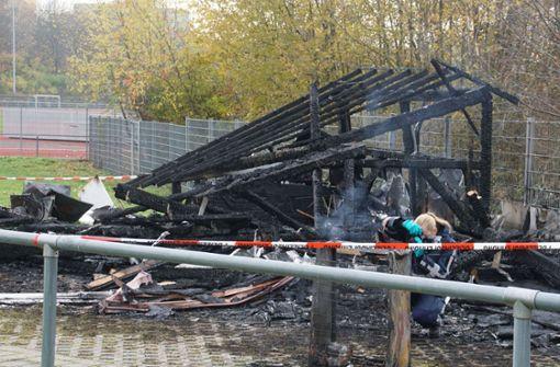 Erneuter Brand auf Gelände eines türkischen Fußballvereins