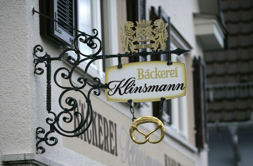 Die Familie Klinsmann schließt vorübergehend ihre Bäckerei in Stuttgart-Botnang. Foto: Lichtgut/Achim Zweygarth