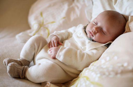 Neue Baby-Fotos des kleinen Prinzen
