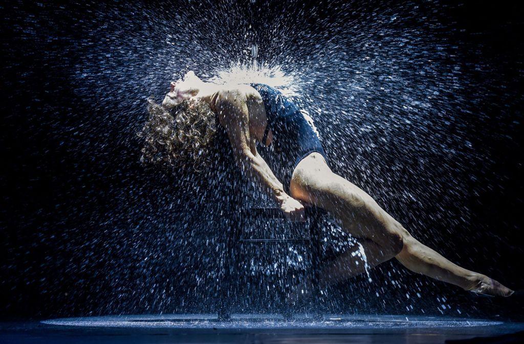 """Jara Buczynski als Alex Owens in """"Flashdance"""" Foto: picture alliance / Axel Heimken"""